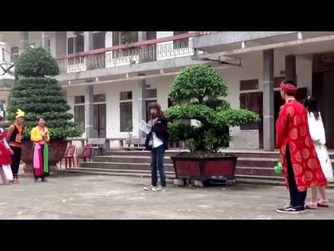 Tiểu phẩm hài kịch chào mừng 20/11 của lớp 12a5 THPT A Nghĩa Hưng :)