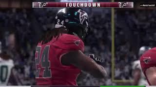 Falcons at #4 Seahawks Week 11 2017 PML