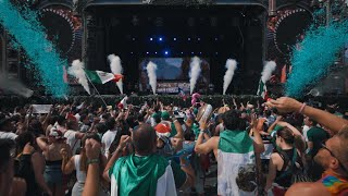 Mexico on Tomorrowland - Aftermovie