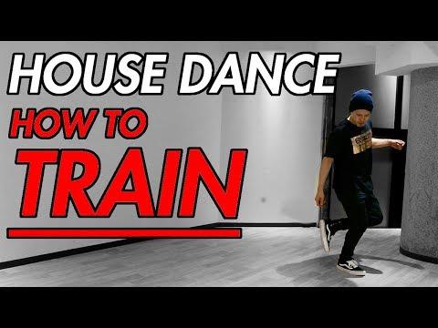 【HOUSE DANCE TUTORIAL】ハウスダンス初心者のためのトレイン講座 上級ステップ TRAIN /Vol.26