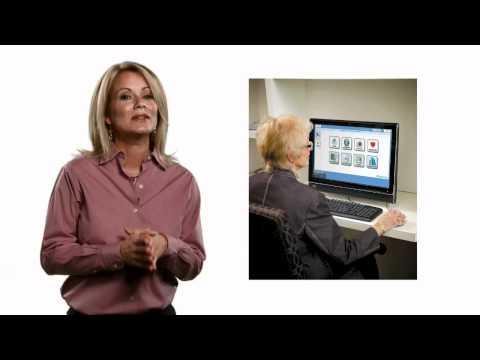 InTouchLink Digital Signage for Senior Communities