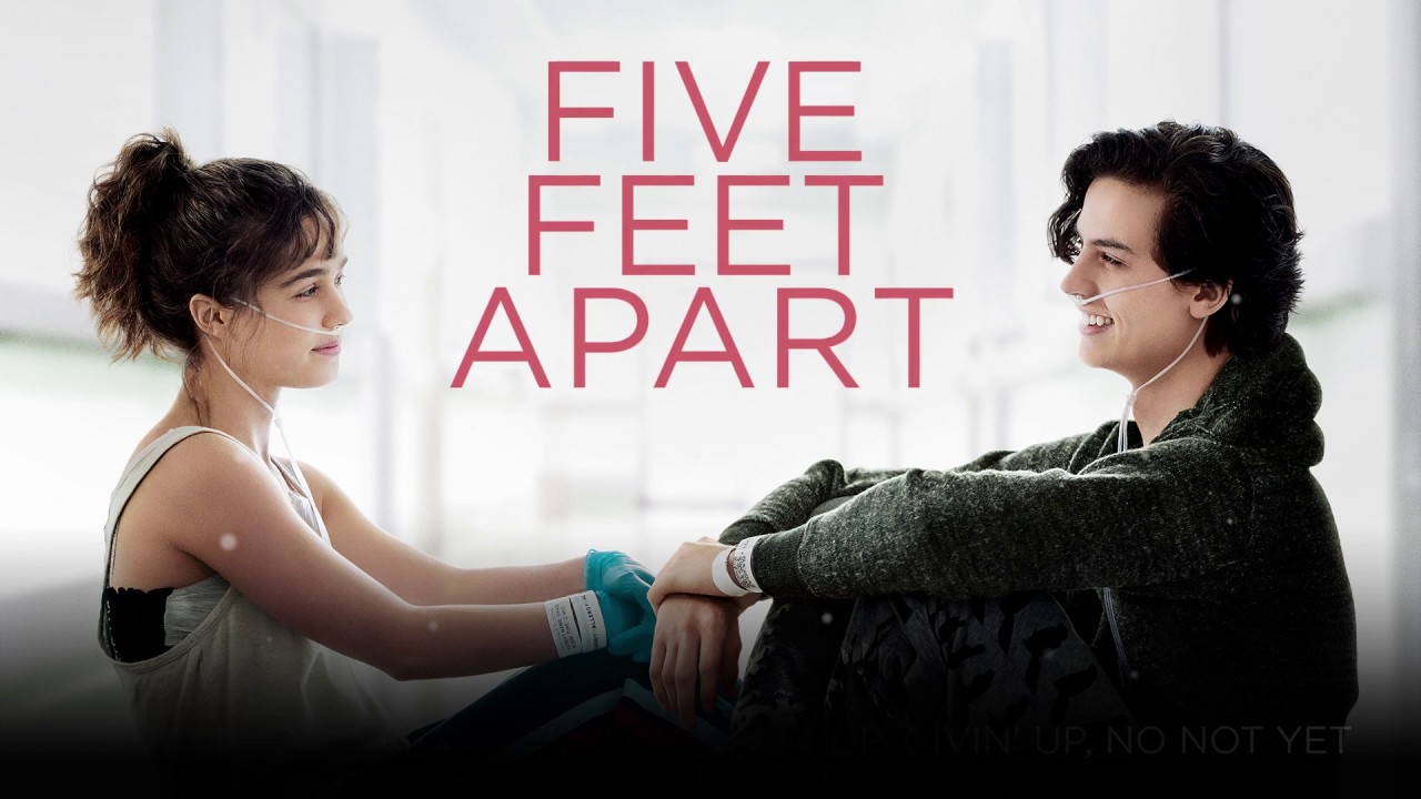 "Download Andy Grammer - ""Don't Give Up On Me"" [Official Lyric Video] from the film Five Feet Apart"