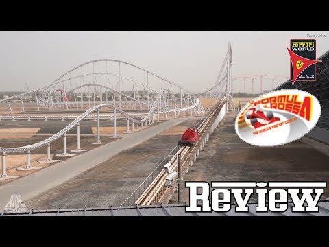 Die schnellste Achterbahn der Welt! – Formula Rossa – Ferrari World Abu Dhabi – Review