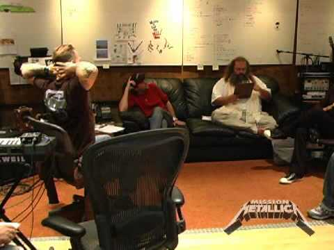 Mission Metallica: Fly on the Wall Platinum Clip (August 25, 2008)