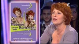 Véronique Genest - On n'est pas couché 20 décembre 2008 #ONPC