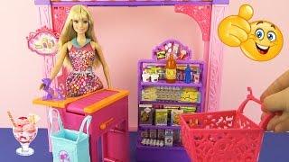 Магазин для Барби Игровой набор Обзор игрушки ♥ Barbie Original Toys
