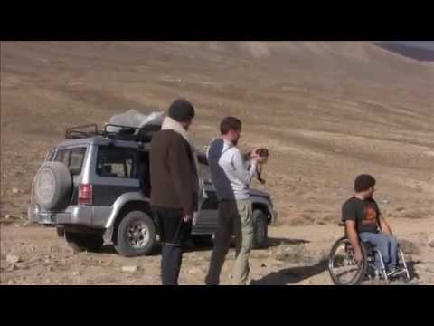 Sponsoringfilm der Rally Tajik