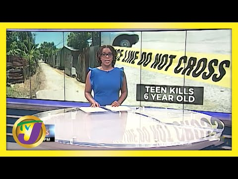 Westmoreland Teen Kills 6 Yr. Old in Jamaica | TVJ News