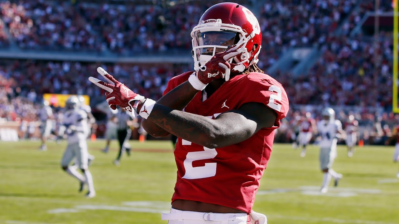 Best Wide Receivers 2020.Top 5 Wide Receivers Of The 2019 2020 College Football Season