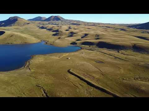 Аждааг, Армения в 4K - съемка с DJI Mavic Pro