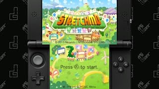 Stretchmo - 40 Minute Playthrough [3DS]