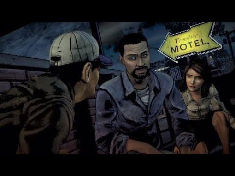The Motel The Walking Dead: The Telltale definitive Series Season 1 episode 1 Part 5  