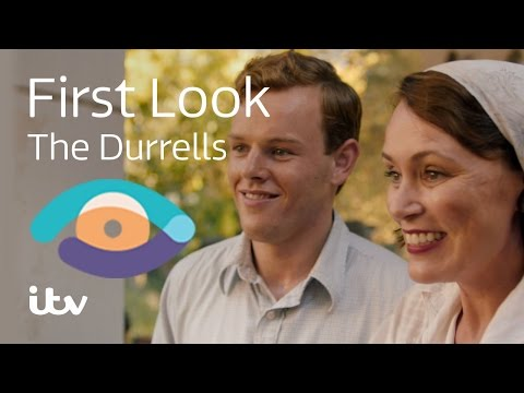 The Durrells Series 2   First Look  ITV