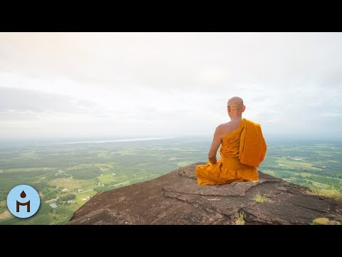 Tibetan Music Therapy with Spiritual Music Sounds for Zen Meditation ♨801N
