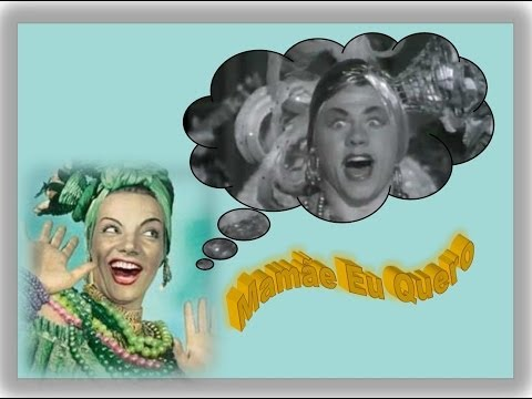 Mickey Rooney Imitates Carmen Miranda (in tribute to Rooney)