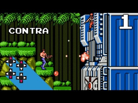 HONORING OUR ROOTS (CONTRA PART 1) — The Retro Stream