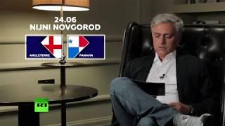 Angleterre – Panama : le pronostic de José Mourinho