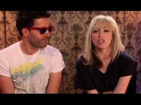 The Ting Tings - How well do you know your bandmate?