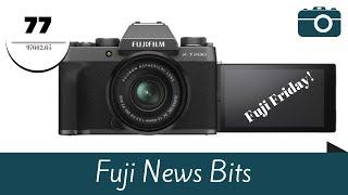 Fuji Friday - Fujifilm X-T200 Thoughts