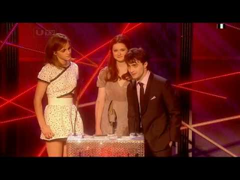 HalfBlood Prince movie honoured at the National Movie Awards