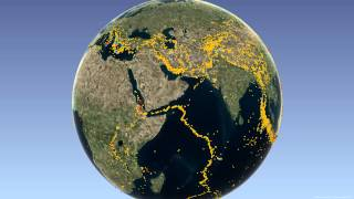 Earthquakes 1973-2013