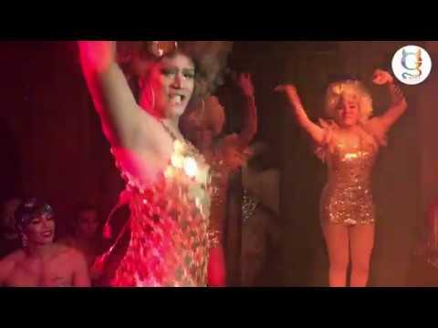 Sunday Gay Night at Maggie Choo's Disco Balls Theme Dearis Doll Gold Member