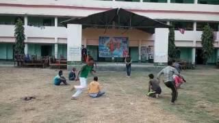 rss khel.dakshin dinaj pur .college chatra shibir