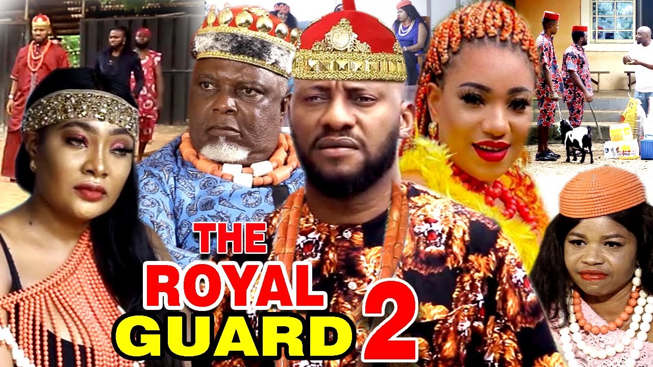THE ROYAL GUARD SEASON 2 - Yul Edochie (New Movie) 2020 Latest Nigerian Nollywood Movie Full HD