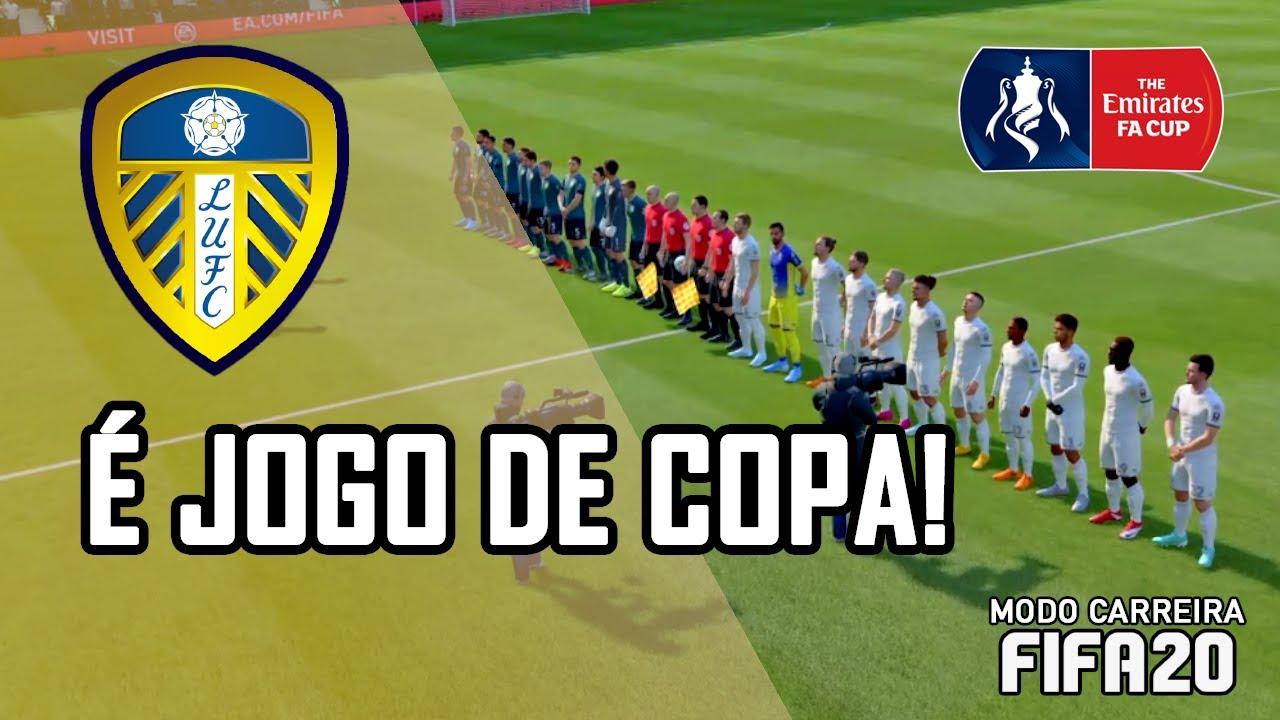 É JOGO DE COPA! | Modo Carreira Realista FIFA 20 | T1 Ep19 (30min)