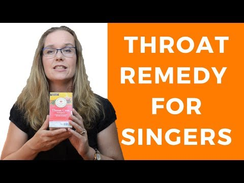 The Best Throat Remedy For Singers: Throat Coat Tea Review