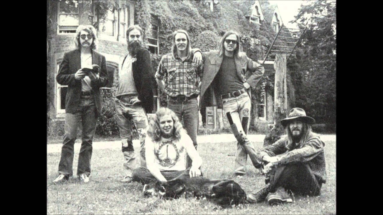 Ozark Mountain Daredevils, The - Men From Earth