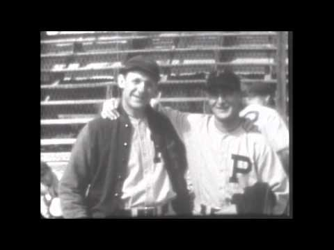 Waner Brothers of Pittsburgh Pirates
