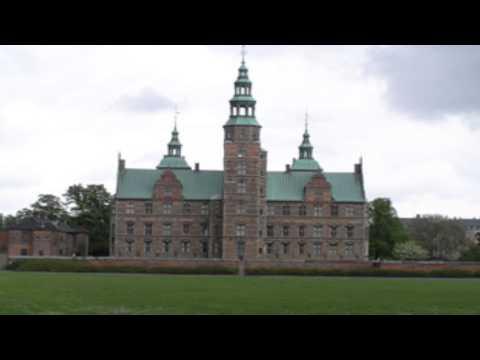 Rosenborg slot - Historie