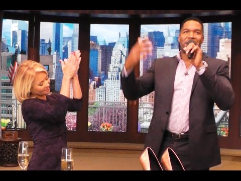 Michael Strahan Farewell Words After the Show