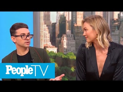Karlie Kloss & Christian Siriano Talk Season 17 Of 'Project Runway' | PeopleTV