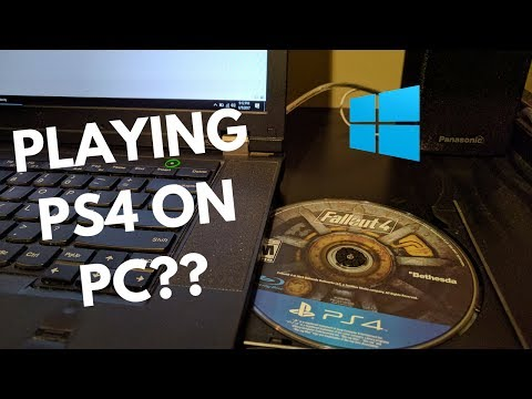 What Happens When You Put a Foreign Disc in a Windows PC??