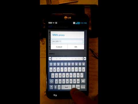 LG E980 (Optimus G Pro) APN H2O (Android 4.1.2)