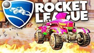 Rocket League - ПЕСОЧНЫЙ ФУТБОЛ (ОБНОВЛЕНИЕ)