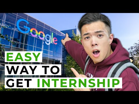 How to Get Internship at Google, Facebook, Amazon, and Microsoft (Software Engineering)