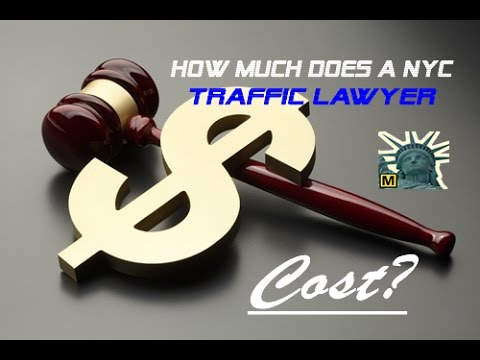How Much Does A Traffic Lawyer Cost >> How Much Does A Nyc Traffic Lawyer Cost Michael Spevack Law