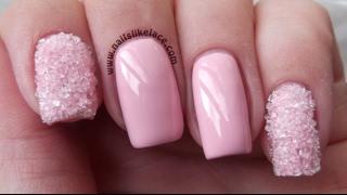 Розовый маникюр: 50 лучших идей модного нежно-розового дизайна ногтей