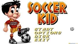 Soccer Kid gameplay (PC Game, 1993)
