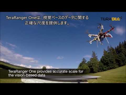 国際ロボティックスチャレンジに向けて TeraRanger One【カーシエル㈱】