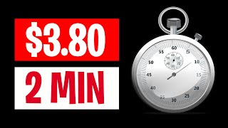 Earn $3.80 Every 2 Minutes PASTING LINKS (Make Money Online Fast)