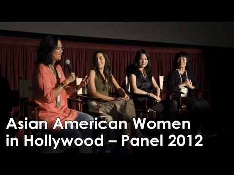 """Asian American Women in Hollywood and Beyond"" Panel"