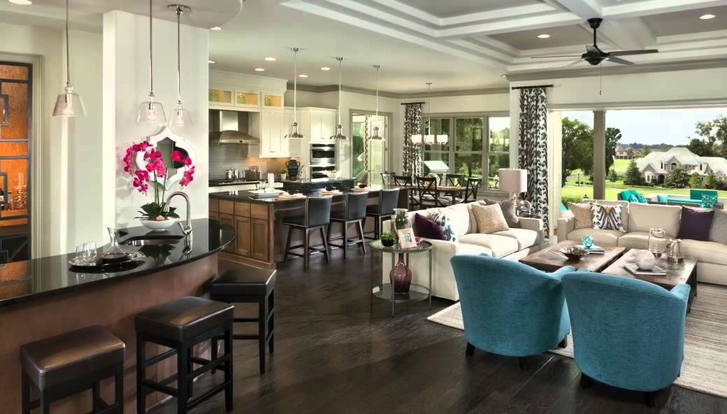 Asheville Luxury Home 1267 Floorplan. Arthur Rutenberg Homes