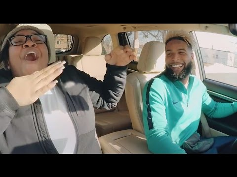 Thumbnail: Odell Beckham Jr Goes Undercover as Lyft Driver, Fans FREAK the F*** Out