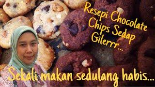 Download Lagu Resepi Chocolate Chips Covid-19 I Sedap Gilerr MP3