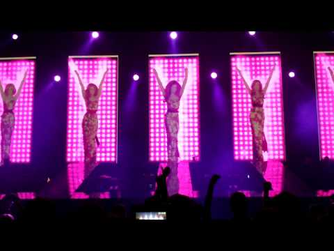 Girls Aloud - 'The Promise' Out Of Control Tour 2009