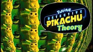 Detective Pikachu Theory! #detectivepikachu #pokemon #realyoutube #RyanRenolds